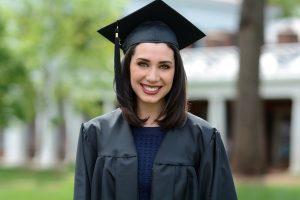 Kailey Leinz Graduation Photo